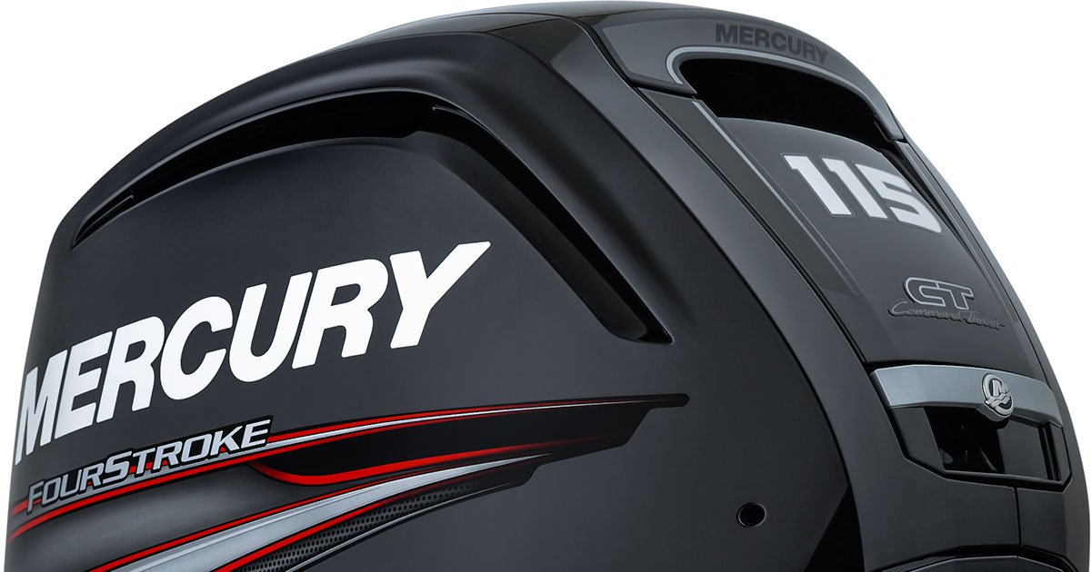 Mercury 115HP Four Stroke Review – The Boating Shed